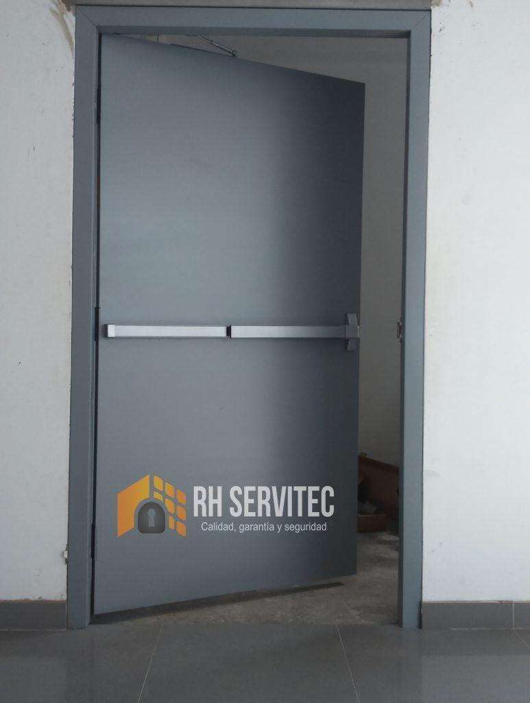 Puertas Cortafuego certificadas en la Universidad Autónoma